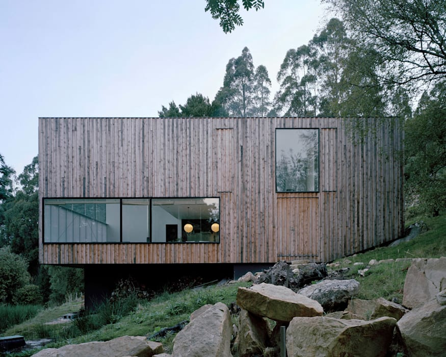 Little Big House:  Houses by Room11 Architects