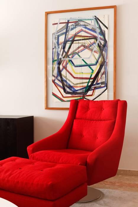 RED CITY por Spaceroom - Interior Design