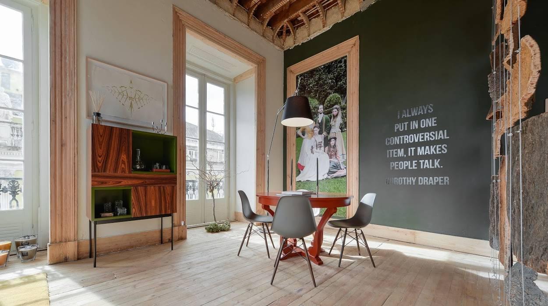 Soggiorno moderno di spaceroom - interior design moderno ...