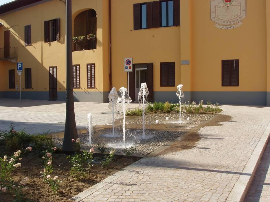 Ruang Komersial oleh Carrara Irrigazione