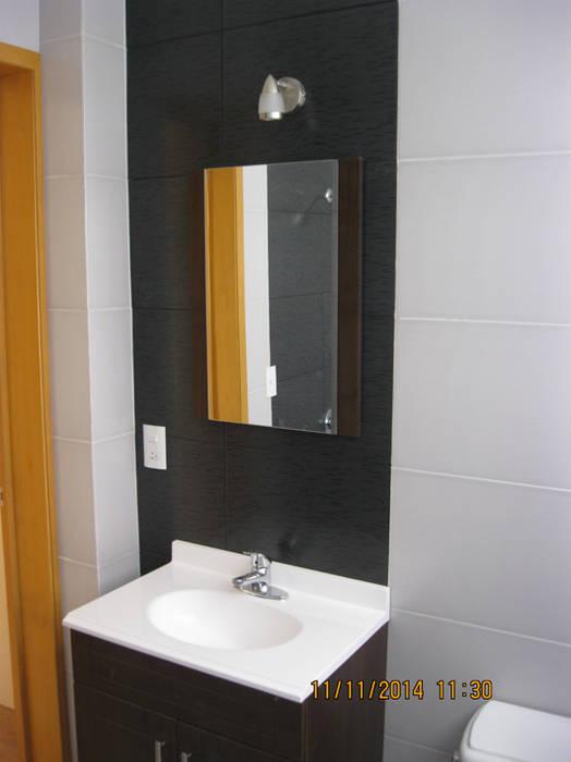 Fixing Modern Bathroom