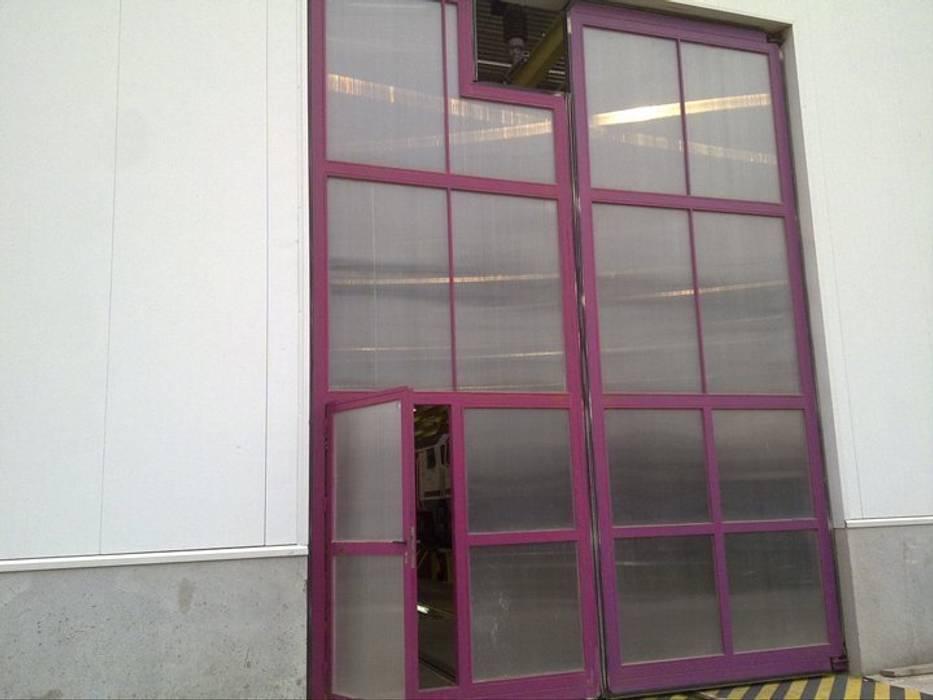 CIERRES METALICOS AVILA, S.L. Commercial Spaces