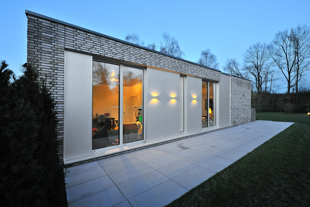 Houses By Architekten Spiekermann Modern Homify