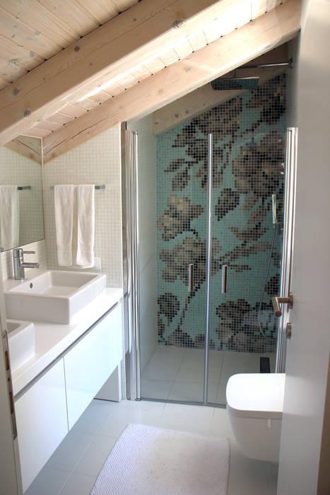 top bathroom od drawing agency ltd Minimalistyczny