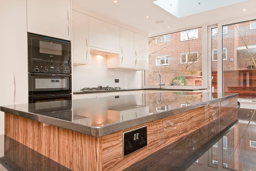 Private House - Holland Park New Images Architects Modern kitchen