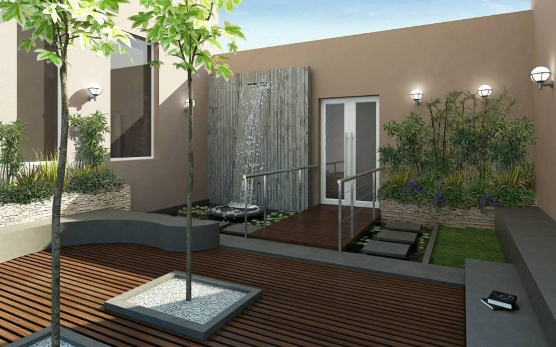 Constructora Argentina S.R.L. Garden Furniture Wood Brown