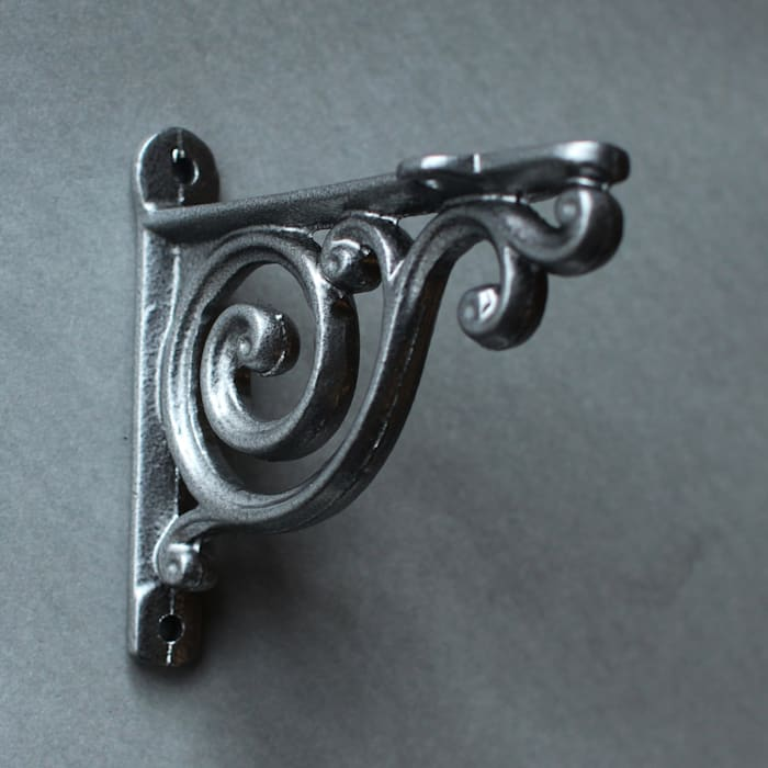 Cast Iron Shelf Brackets Yester Home