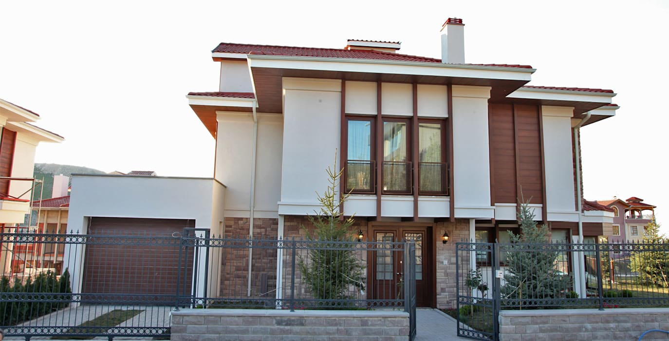 Kapadokya Evleri Modern Evler Nurettin Üçok İnşaat Modern
