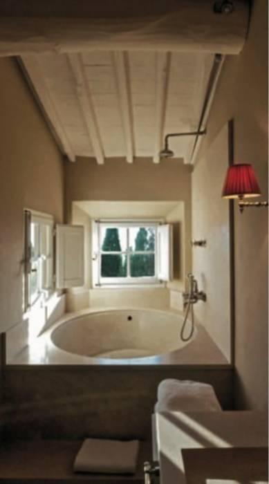Bagno: Bagno in stile in stile Moderno di Studio Mazzei Architetti