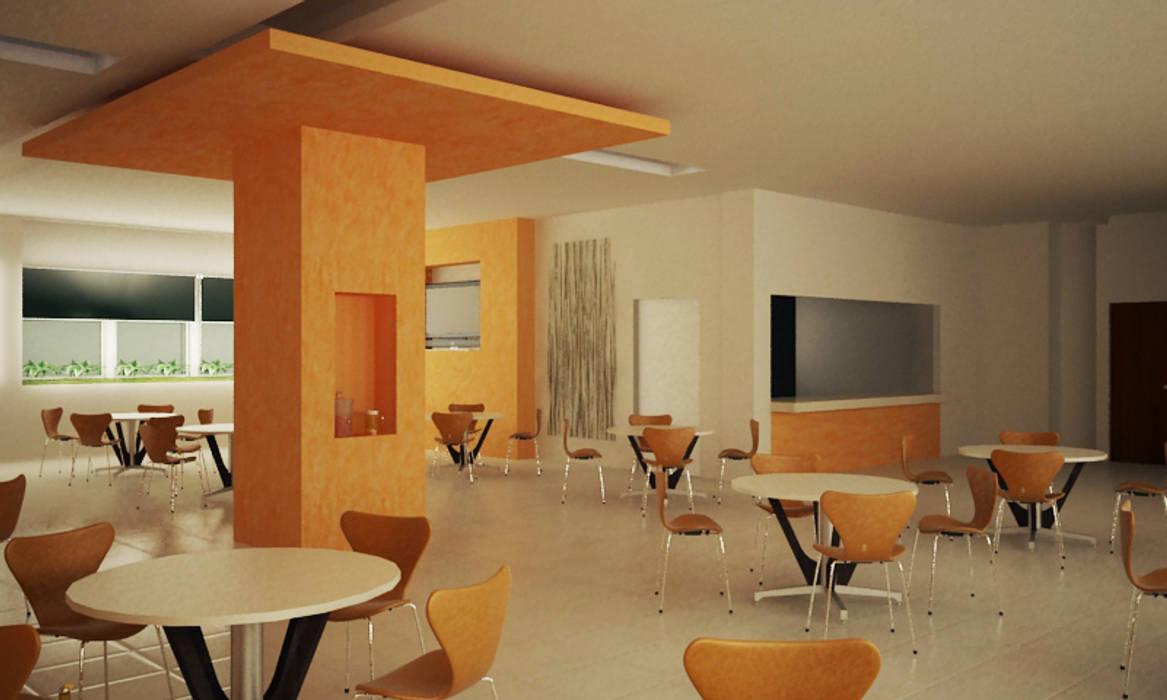 Comedor Grupo Gondi (Render ) de Visual Concept / Arquitectura y diseño