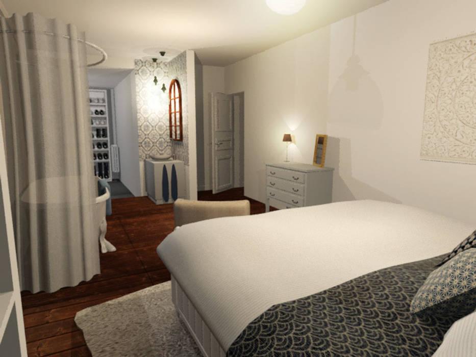 Suite parentale: Chambre de style de style Classique par DecoBox