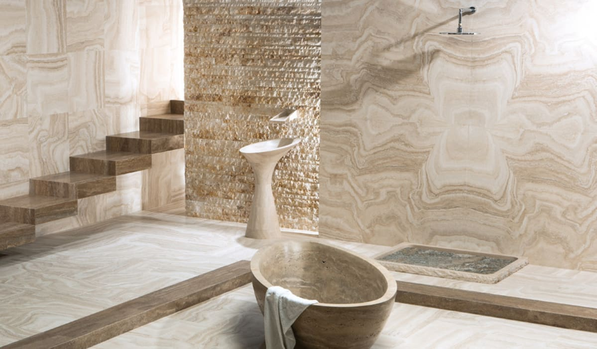 Bathroom Caucci Home Classic style bathroom