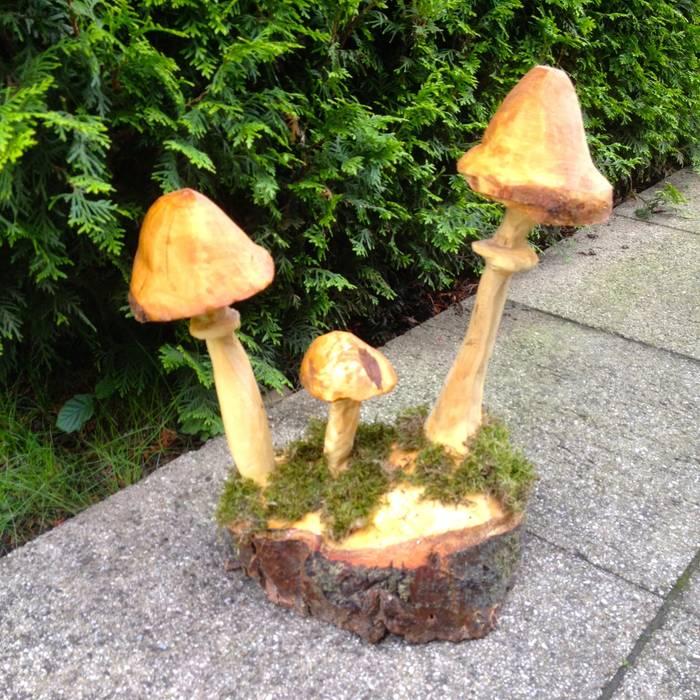 Holzwerkerin Eving 花園配件與裝飾品