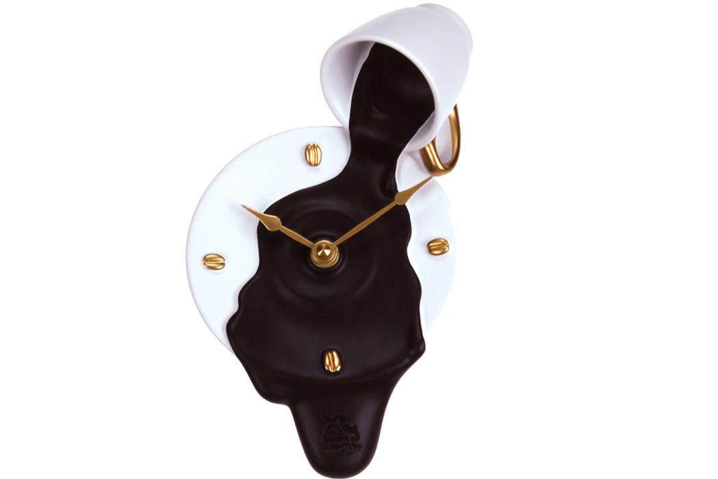 Vago Minds Ltd. – Kahve Fincanı Duvar Saati / Espresso Clock: modern tarz , Modern