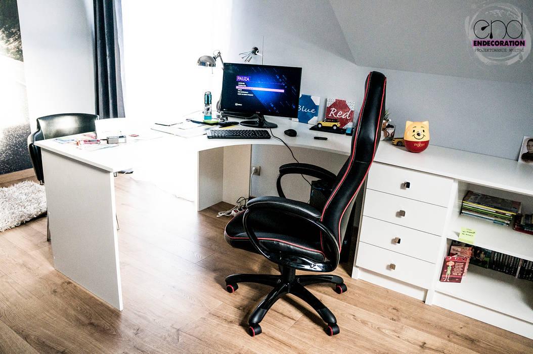 Детская комната в стиле модерн от EnDecoration Модерн