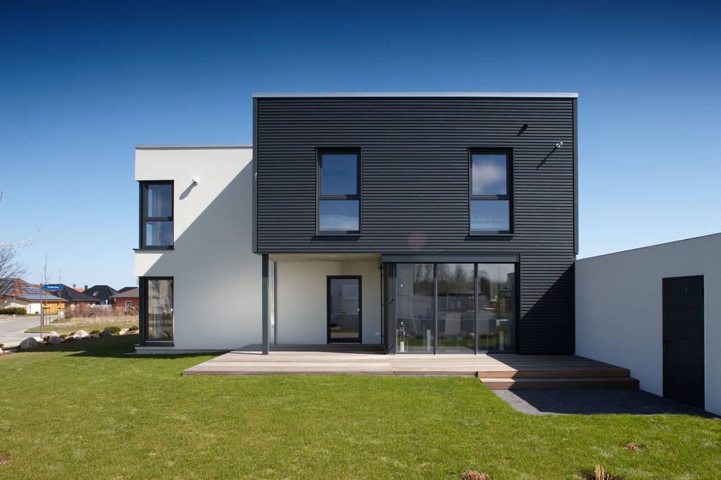 Architektur Trend Das Einfamilienhaus Mit Klarem Gradlinigen