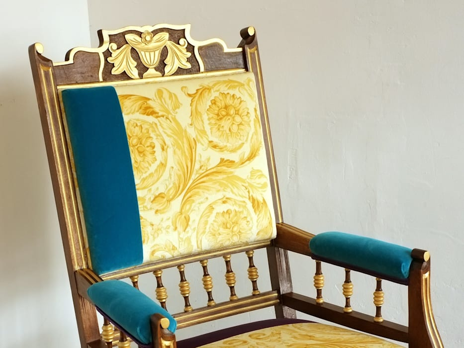 Versaille_chair UU0045 de Urban Upholstery Clásico