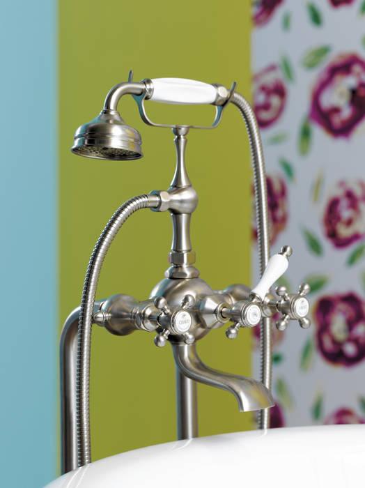 Mélangeur bain/douche collection Julia-Victoria: Salle de bains de style  par HORUS