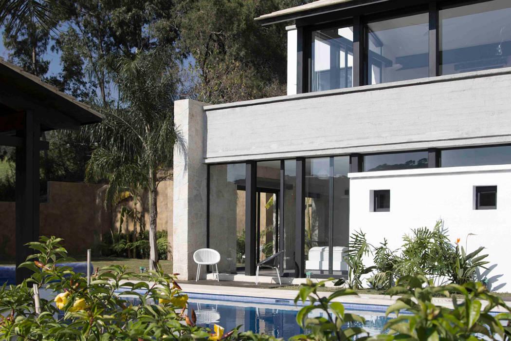 Casas de estilo  de Boué Arquitectos,