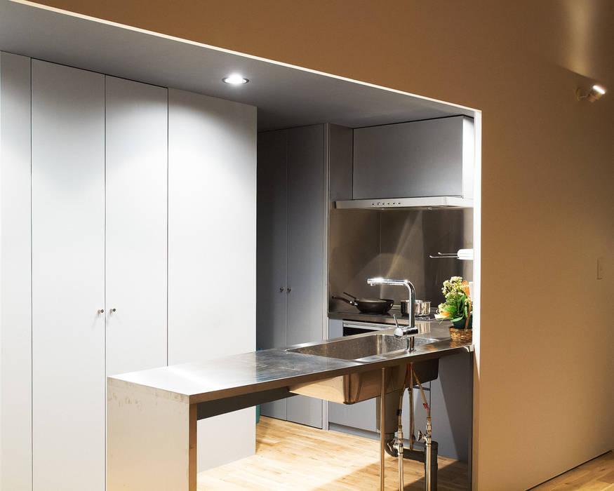 Cocinas de estilo moderno de atelier CHOCOLATE Moderno