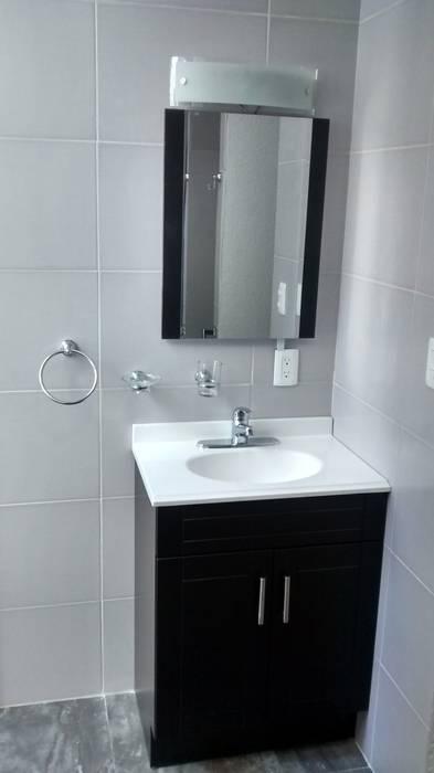 Baño: Baños de estilo  por Fixing, Ecléctico