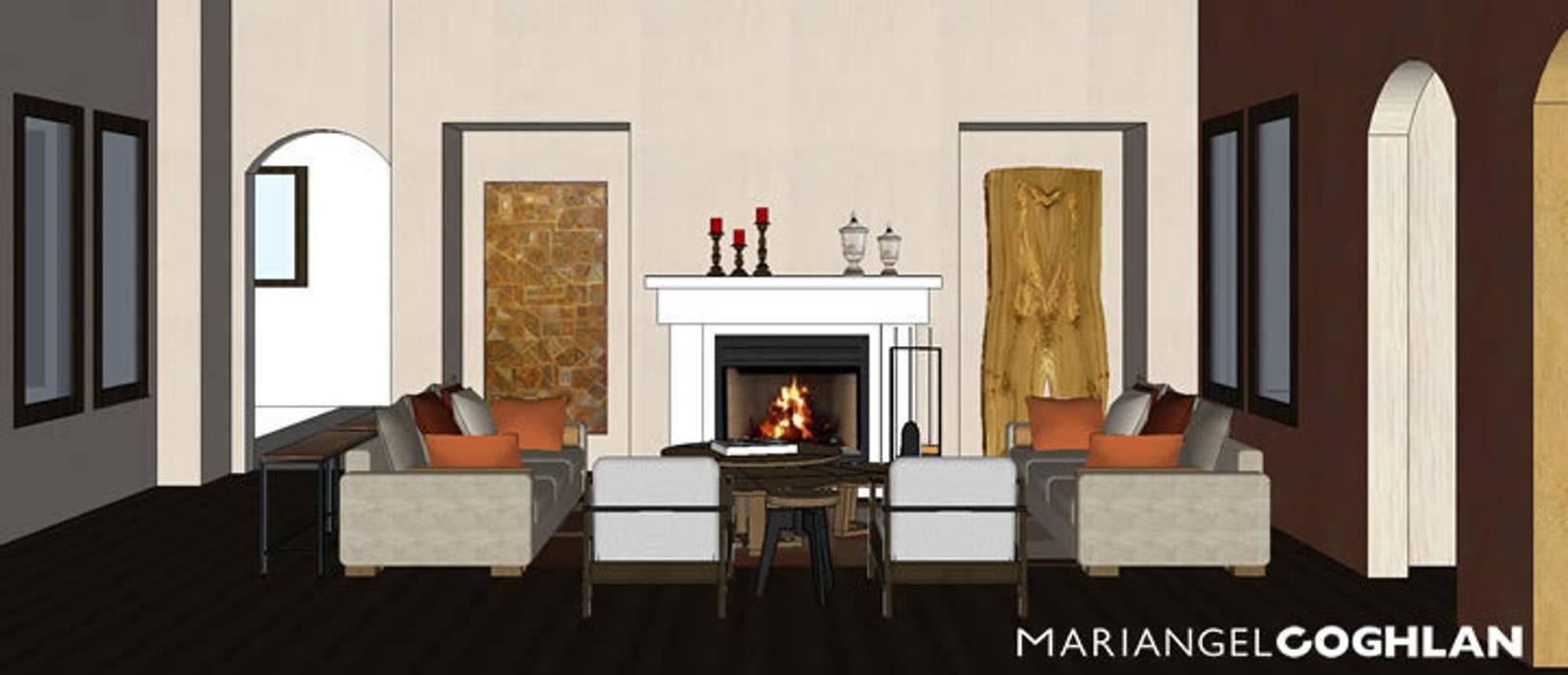 modern  by MARIANGEL COGHLAN, Modern