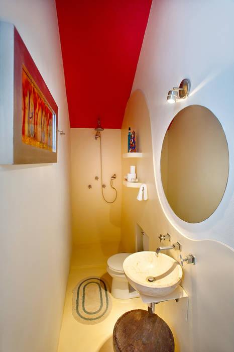 Casa Santiago 49 Baños modernos de Taller Estilo Arquitectura Moderno