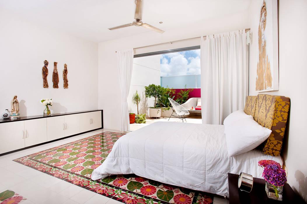 Moderne Schlafzimmer von Taller Estilo Arquitectura Modern