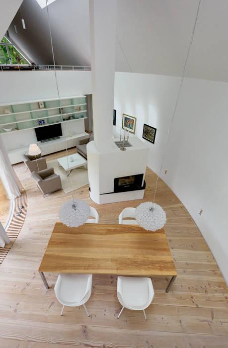 Comedores de estilo moderno de Möhring Architekten Moderno