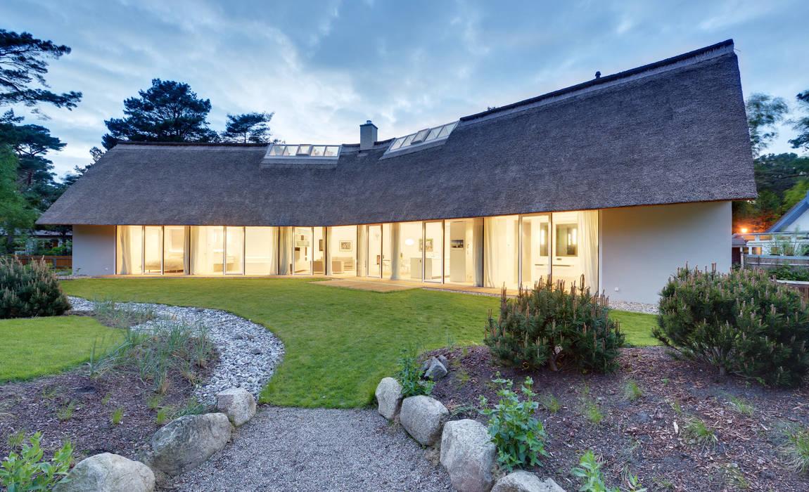 Jardin moderne par Möhring Architekten Moderne