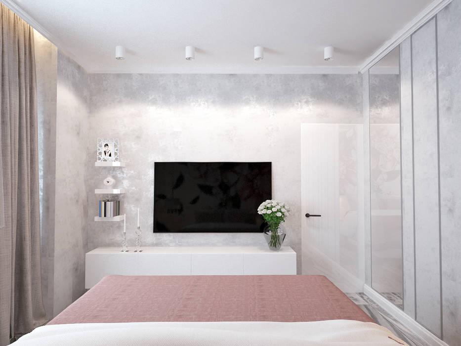 Спальня Спальня в классическом стиле от mysoul Классический