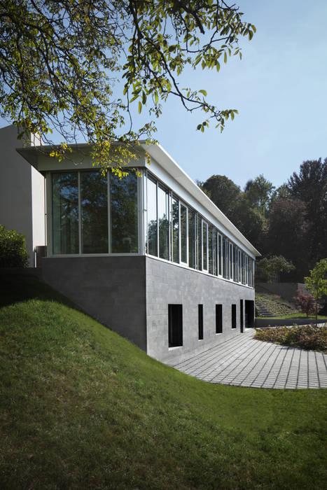 Einfamilienhaus Fehraltorf, Schweiz mpp architekten ag Moderne Häuser