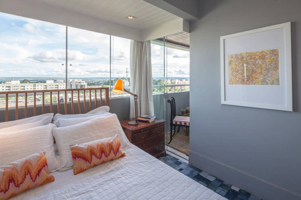 Dormitorios de estilo  de Estúdio Barino | Interiores, Moderno
