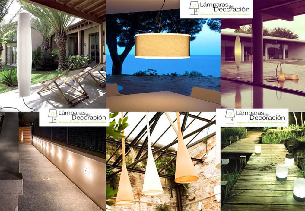LÁMPARAS DE DECORACIÓN Garden Lighting