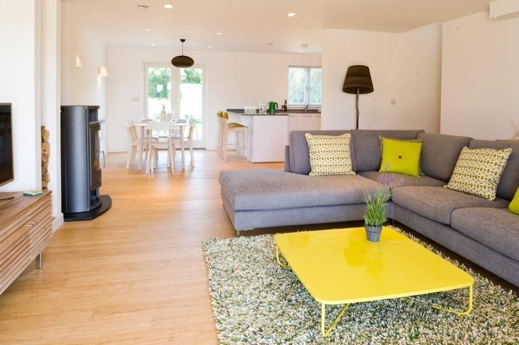 Living room by iroka