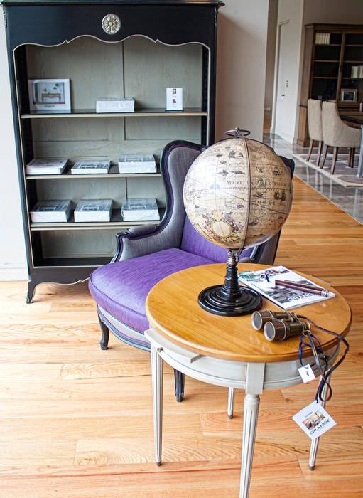Рабочие кабинеты в . Автор – Grange México, Модерн
