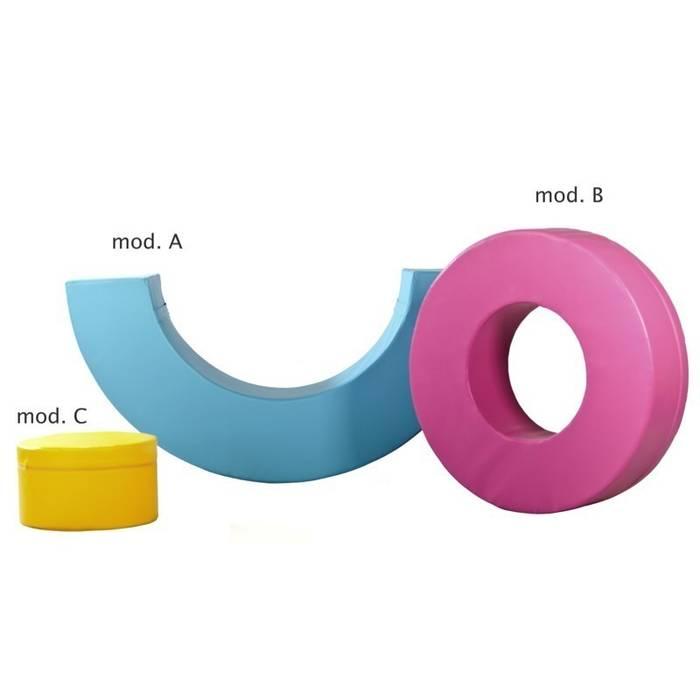 Sponge Design Chambre d'enfantsBureaux & chaises