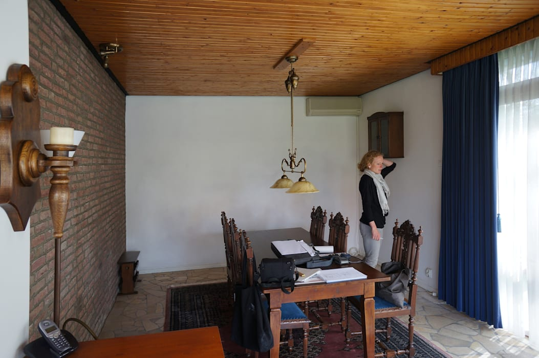 Eethoek In Woonkamer : Voormalig eethoek in woonkamer door ara antonia reif