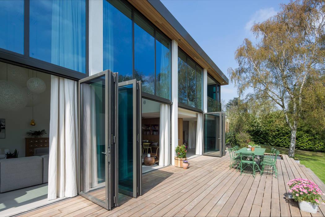 de ara | antonia reif architectuur Moderno