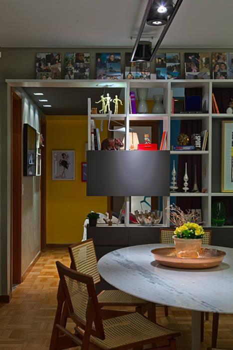 Sala de Jantar: Salas de jantar  por Botti Arquitetura e Interiores-Natália Botelho,