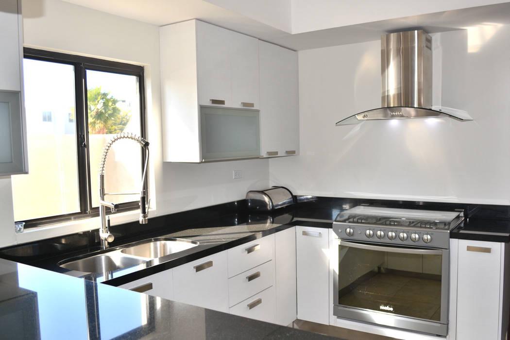 Cocina Segovia Cocinas modernas de Toren Cocinas Moderno