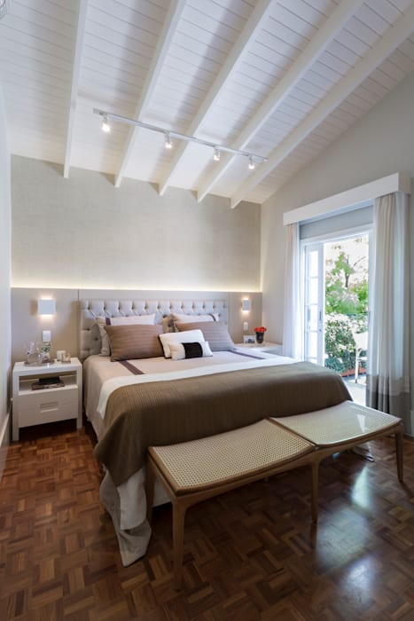 Modern style bedroom by Boutique Arquitetura Modern