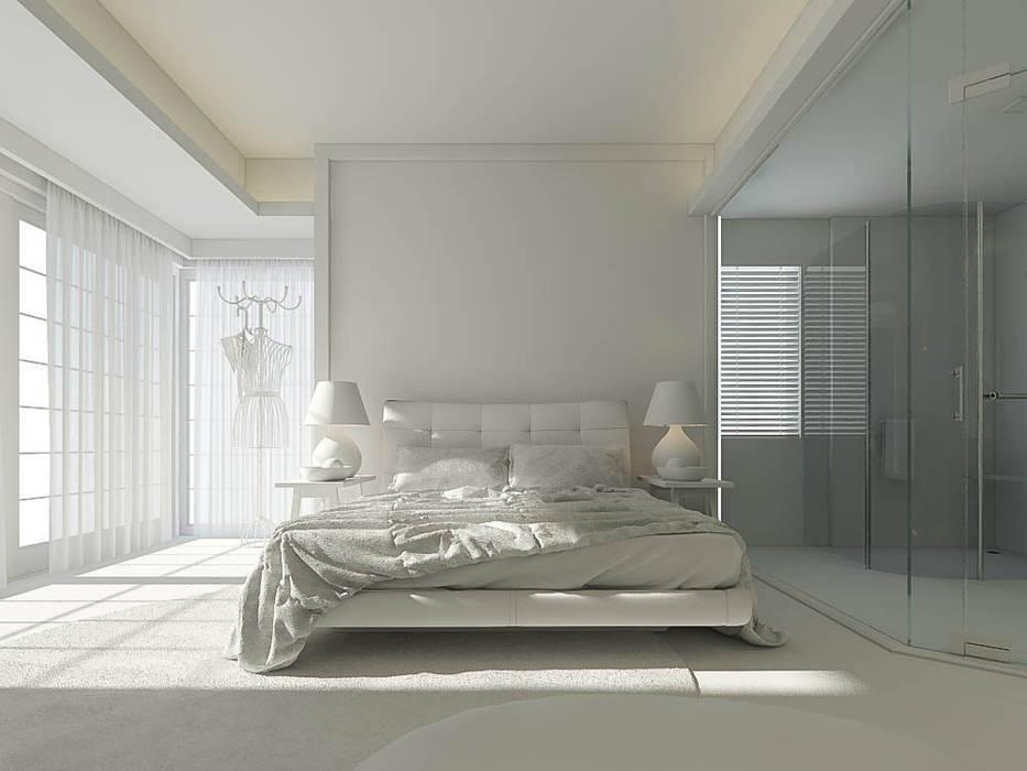 Moderne Schlafzimmer von Ali İhsan Değirmenci Creative Workshop Modern