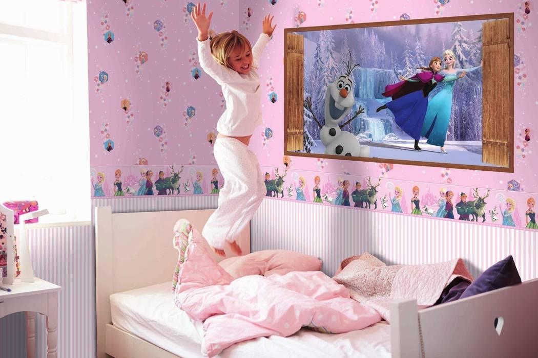 """""""Disney"""" hayali duvarlara yansıyor! HannaHome Dekorasyon Çocuk OdasıAksesuarlar & Dekorasyon"""