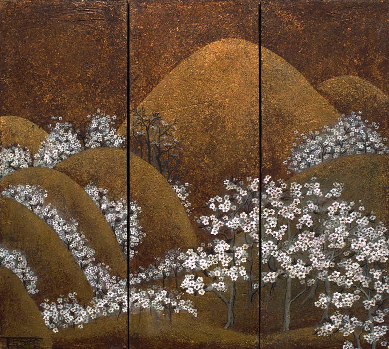 Artwork Inspiration for our Handpainted panels Eades Bespoke ArteCuadros y pinturas