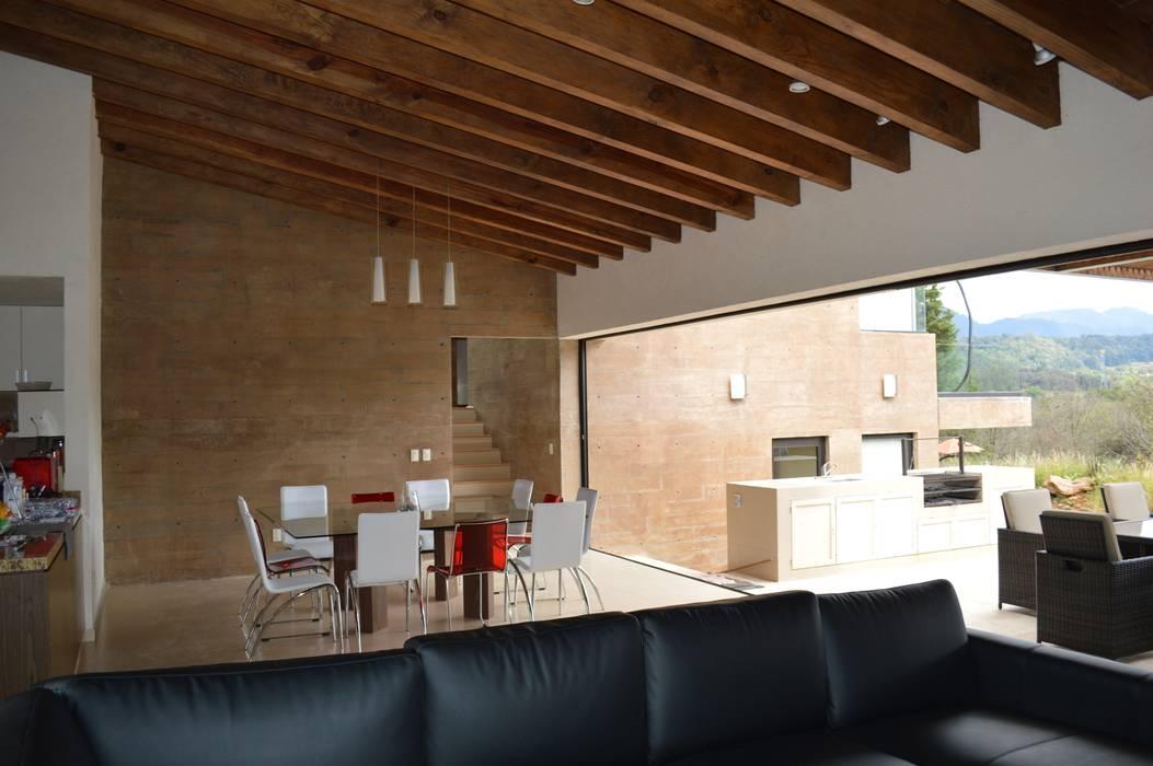 Revah Arqs Modern living room