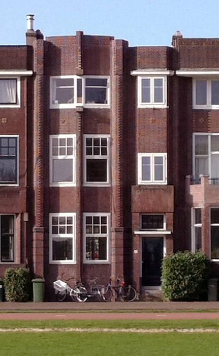 Voorgevel Klassieke huizen van Voorwinde Architecten Klassiek