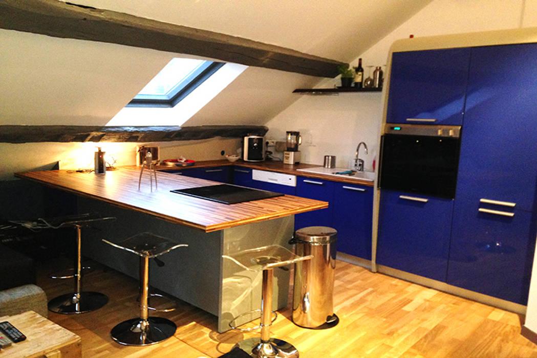 Kitchen by AD2
