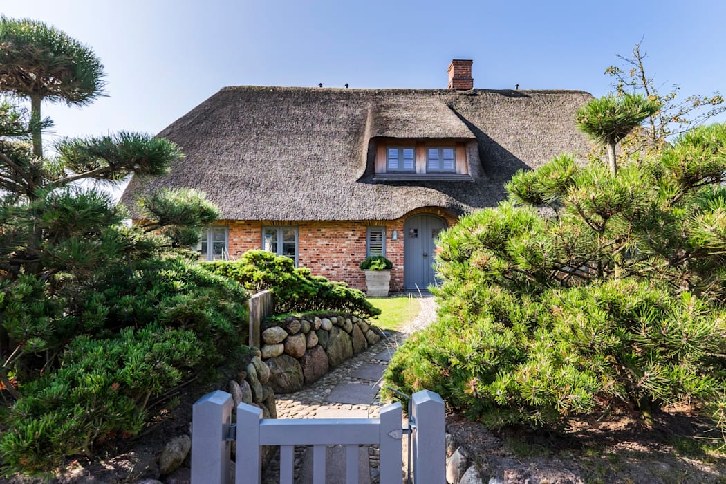 Casas de estilo  de Ralph Justus Maus Architektur