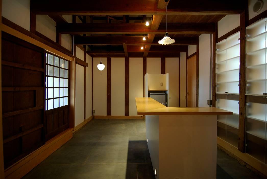 土間 兵藤善紀建築設計事務所